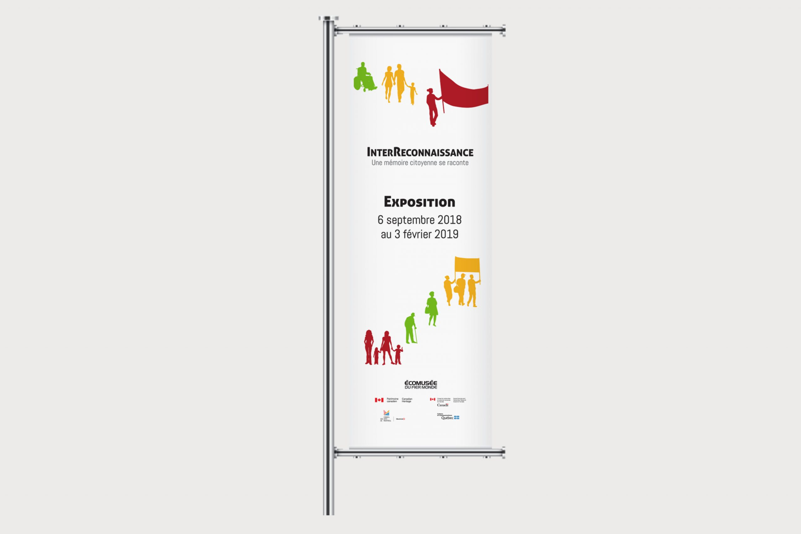 Mailys ORY - Graphiste   Outils promotionnels - InterReconnaissance