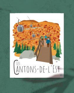 Mailys ORY - Graphiste | Illustration - Affiche - Les-Cantons-de-l'Est