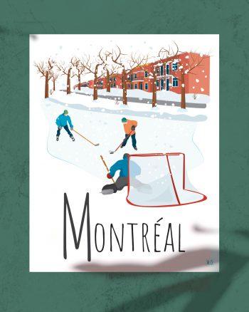 Mailys ORY - Graphiste | Illustration - Affiche - Montréal