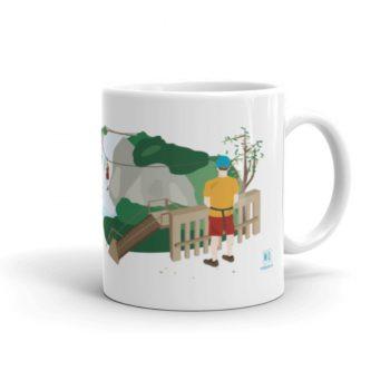 Mailys ORY - Graphiste   Illustration - Tasse en céramique - La Capitale-Nationale