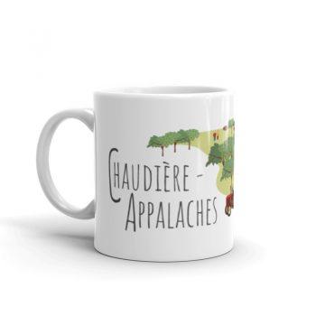 Mailys ORY - Graphiste   Illustration - Tasse en céramique - Chaudière-Appalaches