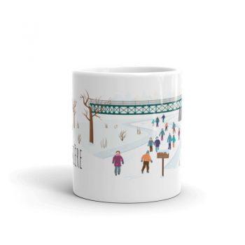 Mailys ORY - Graphiste | Illustration - Tasse en céramique - Lanaudière