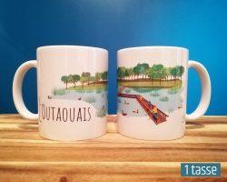 Mailys ORY - Graphiste | Illustration - Tasse en céramique - Outaouais