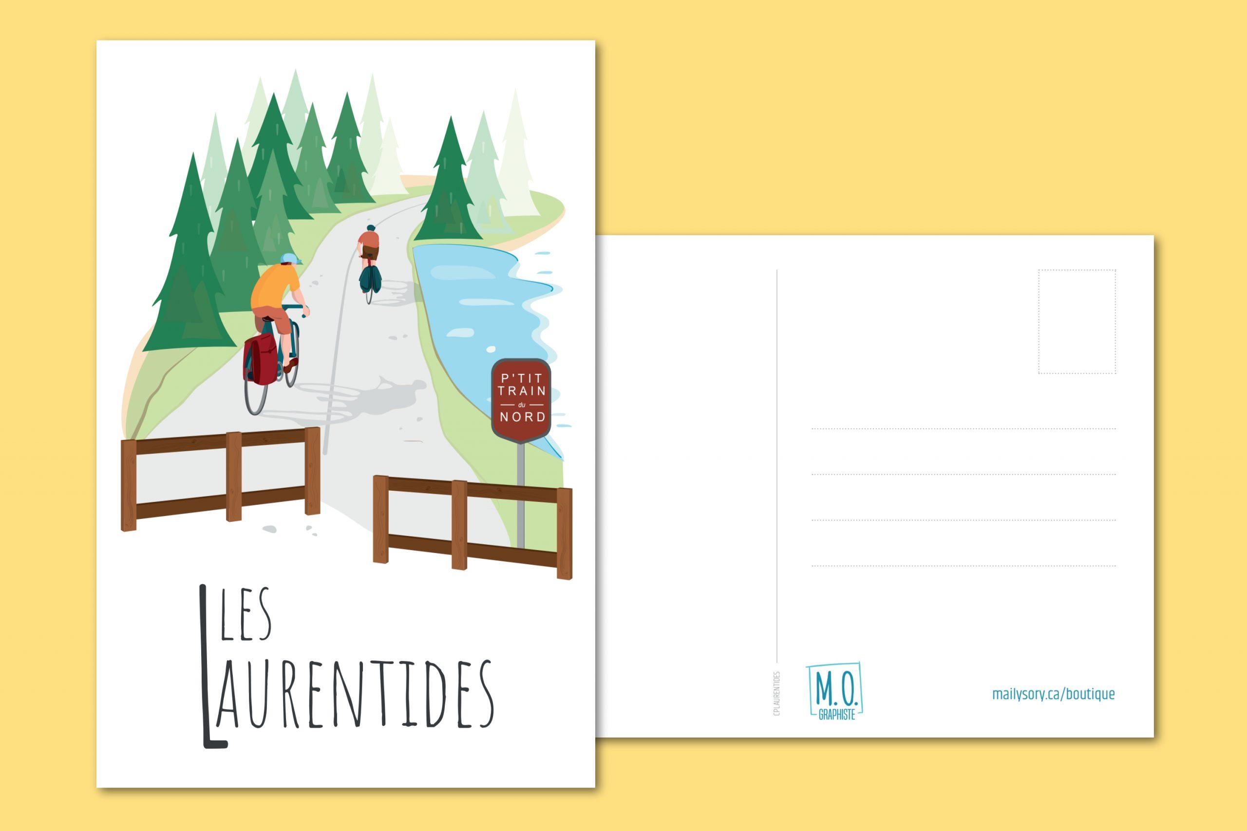 Mailys ORY - Graphiste | Illustration - Les Laurentides