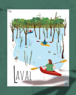 Mailys ORY - Graphiste | Illustration - Affiche - Laval