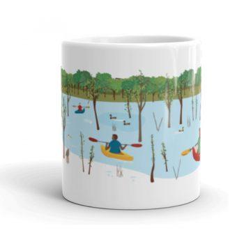 Mailys ORY - Graphiste | Illustration - Tasse en céramique - Laval