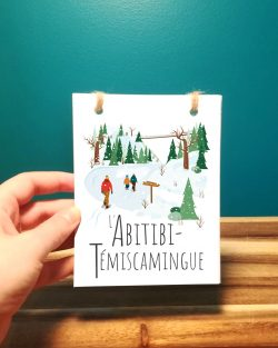 Mailys ORY - Graphiste | Illustration - Carnet - Abitibi-Témiscamingue