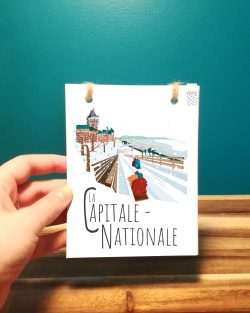 Mailys ORY - Graphiste | Illustration - Carnet - Capitale-Nationale