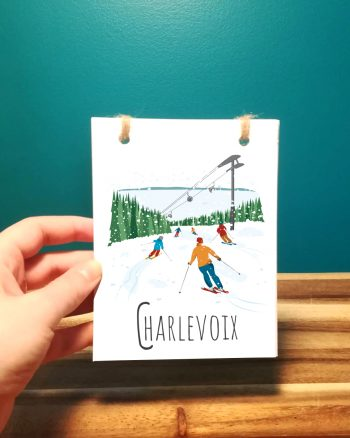 Mailys ORY - Graphiste | Illustration - Carnet - Charlevoix