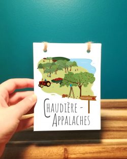 Mailys ORY - Graphiste | Illustration - Carnet - Chaudière-Appalaches