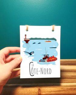 Mailys ORY - Graphiste | Illustration - Carnet - Côte-Nord