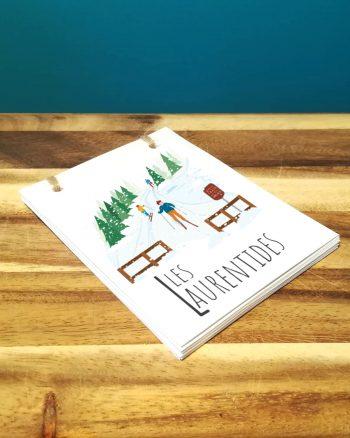 Mailys ORY - Graphiste | Illustration - Carnet - Les Laurentides
