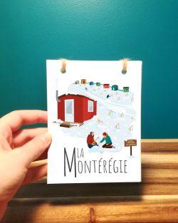 Mailys ORY - Graphiste | Illustration - Carnet - La Montérégie