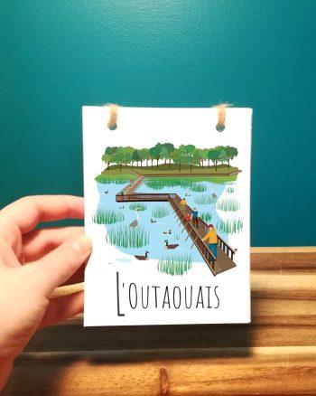 Mailys ORY - Graphiste | Illustration - Carnet - L'Outaouais
