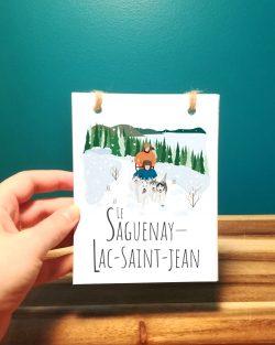 Mailys ORY - Graphiste | Illustration - Carnet - Le Saguenay-Lac-Saint-Jean