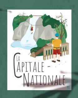 Mailys ORY - Graphiste | Illustration - Affiche - La Capitale-Nationale